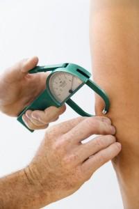 Körperfett messen